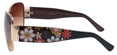 Image #1 of Women's and Men's SW Floral Aviator Style #60846
