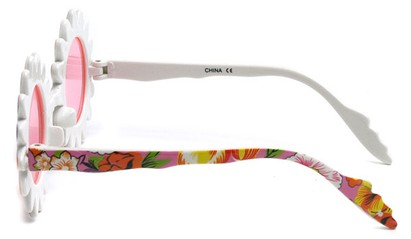 Image #1 of Women's and Men's SW Funky Kid's Sunglasses #201