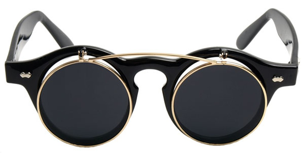 Retro Flip Up Sunglasses