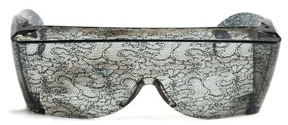 Lace Covered Celebrity Sunglasses