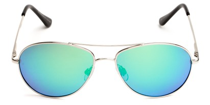 colorfully polarized metal sunglasses