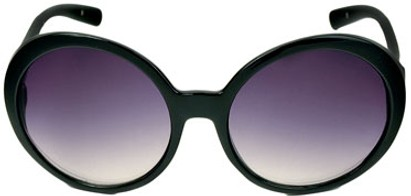 Round Oversized Sunglasses