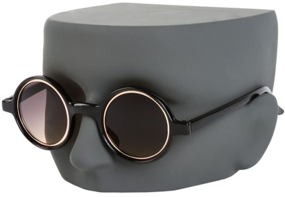 Chic Round Sunglasses