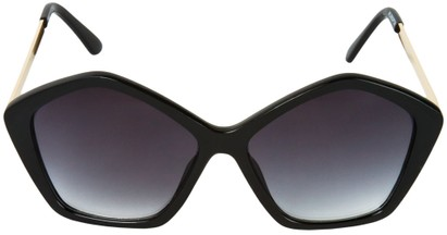 Pentagon Shaped Sunglasses