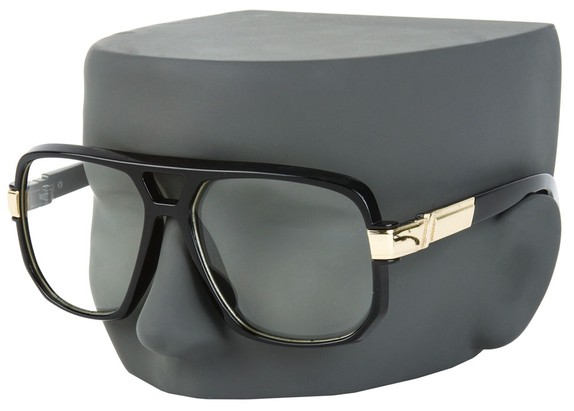 Oversized Nerd Aviator Sunglassed