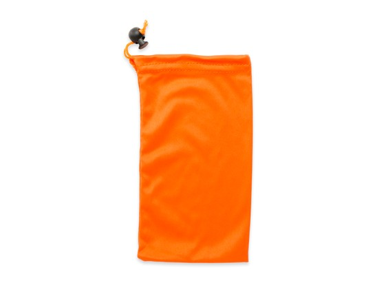 Angle of Mal #704 in Orange, Women's and Men's  Soft Case