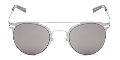 Front of Nantucket #25014 in Matte Grey with Smoke Lenses