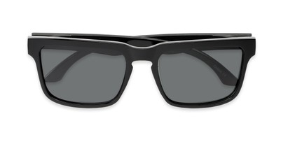 Folded of Niagara #2041 in Glossy Black Frame with Smoke Lenses
