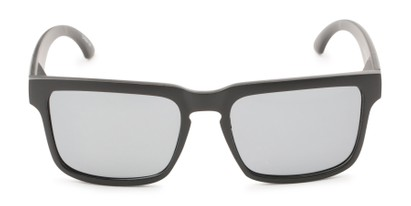 Front of Niagara #2041 in Matte Black Frame with Smoke Lenses