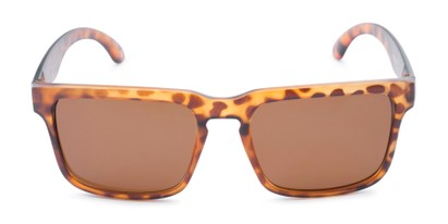 Front of Niagara #2041 in Tortoise Frame with Amber Lenses