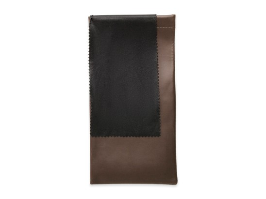 Angle of Nola #1072 in Brown, Women's and Men's  Soft Case