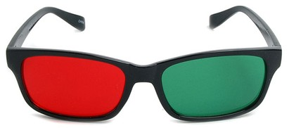 Image #1 of Women's and Men's SW 3D Glasses Style #8730