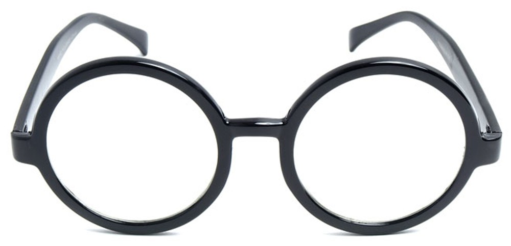 Channel Clear Lens Glasses