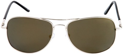 Image #1 of Women's and Men's SW Polarized Mirrored Aviator Style #68
