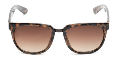 Overhead of Payton #32027 in Tortoise Frame with Amber Lenses