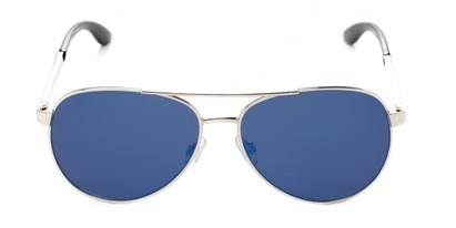 colorfully mirrored aviator