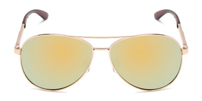 classic aviator colorful mirrored revo sunglasses