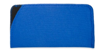 Angle of Plateau #3030 in Blue, Women's and Men's  Soft Case