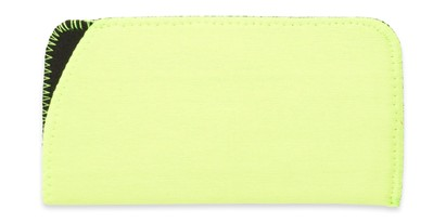 Angle of Plateau #3030 in Green, Women's and Men's  Soft Case