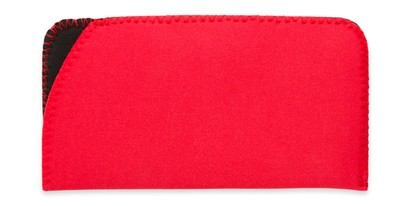 Angle of Plateau #3030 in Red, Women's and Men's  Soft Case