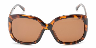 Front of Portugal #1015 in Dark Tortoise Frame with Amber Lenses