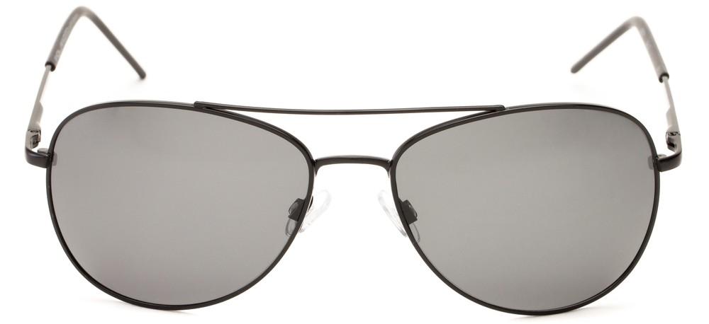 Dark Aviator Sunglasses  wide polarized aviator sunglasses with dark lenses