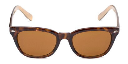 Front of Ravine #2002 in Brown Tortoise Frame