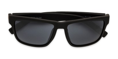 Folded of BGM 2011 by Body Glove in Black Frame with Smoke Lenses