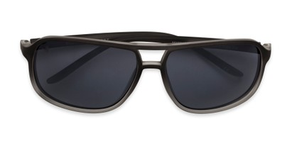 Folded of BGSPT 2003 by Body Glove in Grey Fade Frame with Smoke Lenses