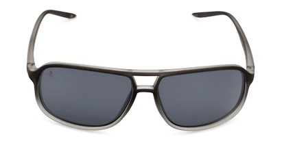 Front of BGSPT 2003 by Body Glove in Grey Fade Frame with Smoke Lenses