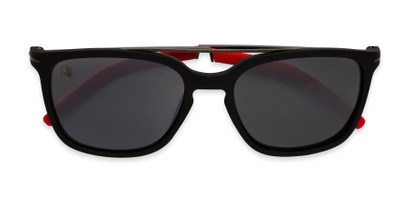 Folded of BGSPT 2018 by Body Glove in Black/Red Frame with Smoke Lenses