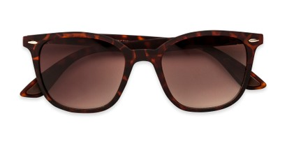 Folded of Landry in Tortoise Frame with Amber Gradient Lenses