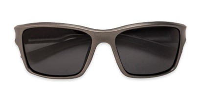 Folded of Mitchell in Grey/Black Frame with Smoke Lenses