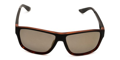 Front of Vapor 2001 by Body Glove in Tortoise Frame with Brown Lenses