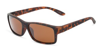Angle of Urban #1110 in Tortoise Frame with Amber Lenses, Men's Square Sunglasses