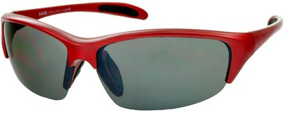 Angle of SW Sport Style #2435 in Red, Women's and Men's