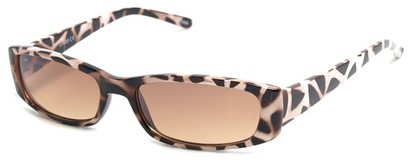 Angle of SW Fashion Style #10080 in Animal Print Frame, Women's and Men's