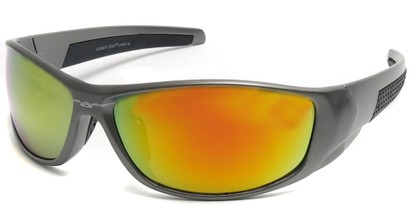 Angle of SW Sport Style #18111 in Grey Frame, Women's and Men's