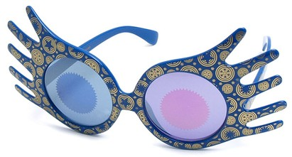 Angle of SW Novelty Style #51314 in Blue Frame, Women's and Men's