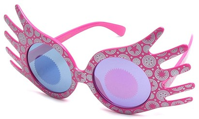 Angle of SW Novelty Style #51314 in Pink Frame, Women's and Men's
