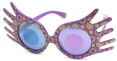 Angle of SW Novelty Style #51314 in Purple Frame, Women's and Men's