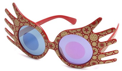 Angle of SW Novelty Style #51314 in Red Frame, Women's and Men's