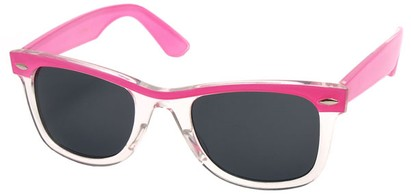 Two Tone Wayfarer Sunglasses