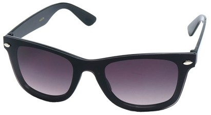 Wayfarer Shield Sunglasses