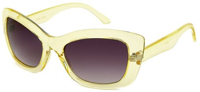 Square Cat Eye Sunglasses