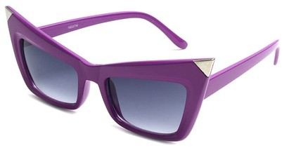 Angle of SW Fashion Style #13010 in Purple Frame, Women's and Men's