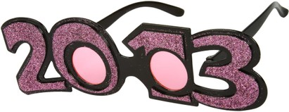 Angle of SW 2013 Party Glasses in Pink, Women's and Men's