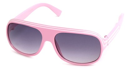 Angle of SW Kid's Style #20250 in Light Pink Frame, Women's and Men's