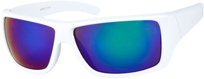 Revo Mirrored Sports Sunglasses