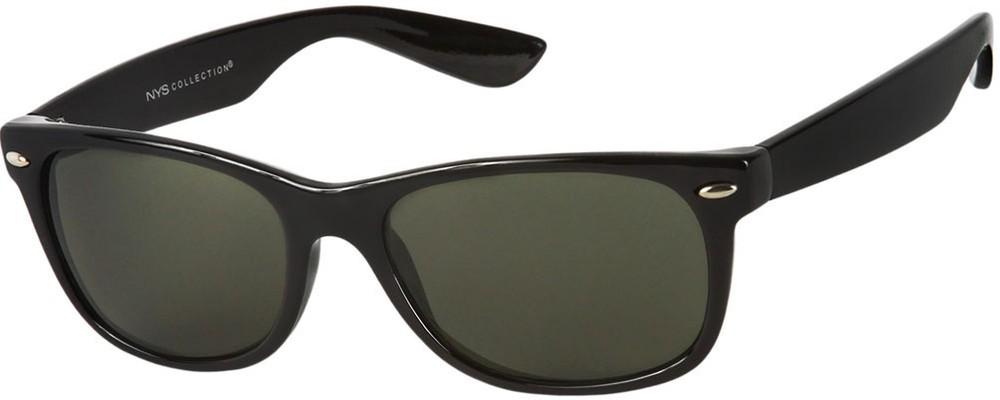8381d893b4 Black   Tortoise retro square style Sunglasses